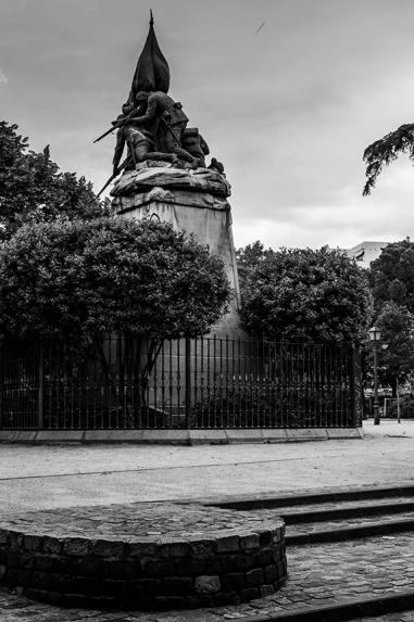 Monumento al General Vara del Rey y a los Héroes del Caney