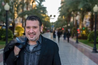 Carlos Moraleda en Alicante