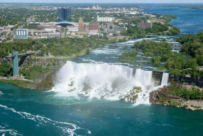 Catarata Americana del Niagara