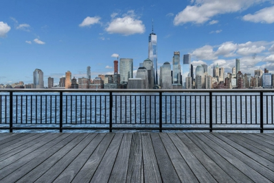 Manhattan desde Exchange Place