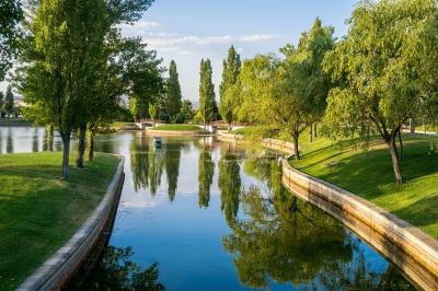 Parque Central de Tres Cantos